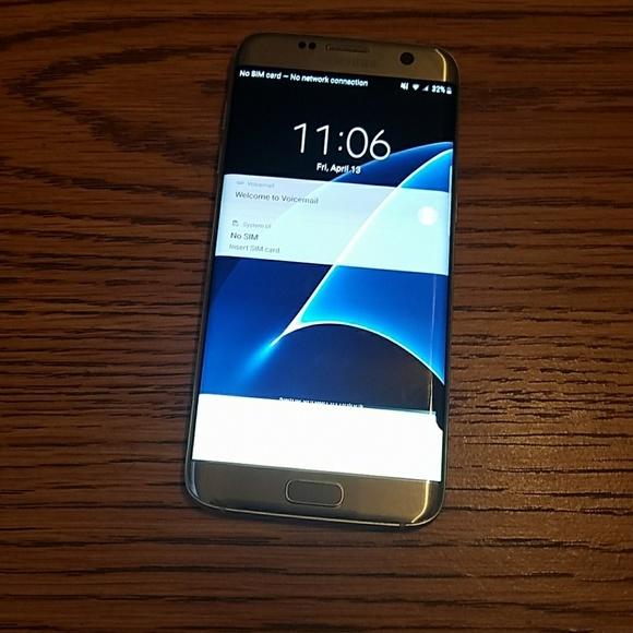 Galaxy s7 edge for Sprint 32 gb